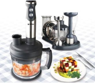Robot culinaire avec fonction dés