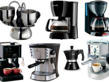 Quelle machine à café est la meilleure: goutte à goutte ou caroube?