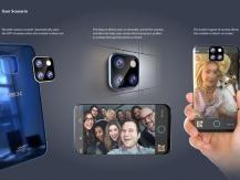 L'appareil photo smartphone Vivo NEX 2 peut être retiré