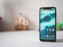 Motorola One - le point entier de la plate-forme