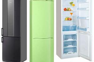 Welke koelkast is beter - Atlas, Biryusa, Pozis, Veko, Indesit. Deskundig advies bij het kiezen van het juiste model voor uw huis