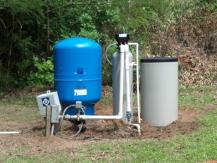 Filtres pour la purification de l'eau dans le pays
