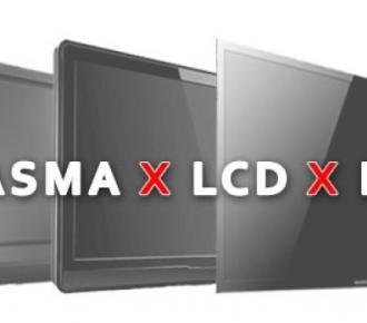Quel téléviseur est le meilleur - LCD, plasma ou LED?