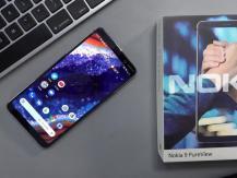 Nokia 9 PureView - il n'y a pas beaucoup de caméras