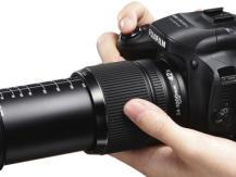 Les meilleurs appareils photo avec super zoom