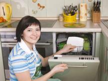 Comparaison de lave-vaisselle