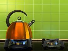 Bouilloire pour cuisinière à gaz: comment choisir l'option la plus appropriée