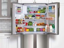 Comparaison des réfrigérateurs Bosh avec Ariston, LG, Atlant et Samsung