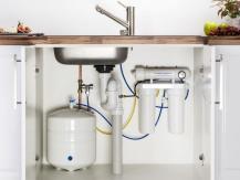 Filtres à eau pour le lavage: ce qui est préférable de choisir
