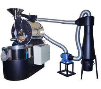 Assistant amateur de café - torréfacteur pour la torréfaction des grains de café