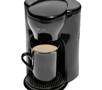 Mini cafetière prépare un verre n'importe où