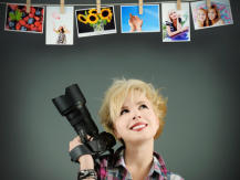 Appareil photo reflex pour débutant: sélection du modèle