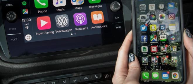 Android Auto et Apple CarPlay: comment les smartphones modifient les systèmes de divertissement en voiture