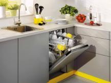 Lave-vaisselle encastrés Slim: les meilleurs modèles