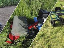 Attachements pour cultivateurs: comment choisir les accessoires pour votre modèle