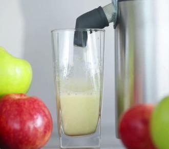 Un presse-jus de pomme est un excellent assistant pendant la saison des récoltes d'automne