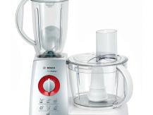 Les robots culinaires Bosch - dans toutes les cuisines