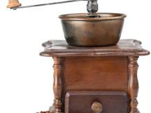 Caractéristiques des moulins à café manuels