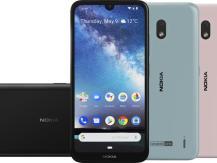 La présentation du smartphone budget Nokia 2.2