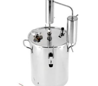 Miracle du progrès technologique - machine à café automatique Moonshine