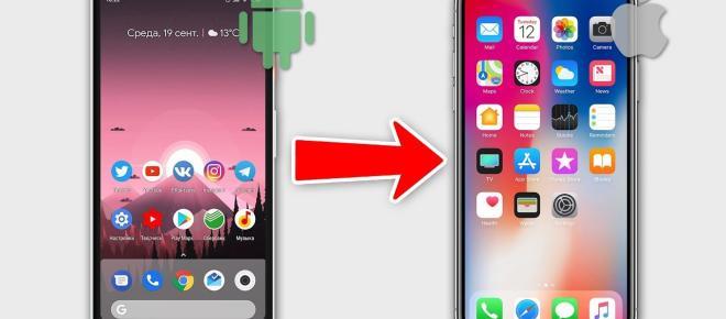 Biến điện thoại thông minh Android thành iPhone: đó là sự thật