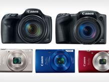 Nouvelles caméras: modèles des trois dernières années