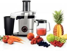 Choisir un presse-fruits pour les fruits et les légumes solides