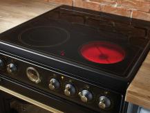 Puissance et consommation d'énergie de la cuisinière électrique