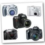 Types de caméras et leurs différences
