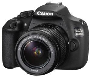 Kit Canon EOS 1200