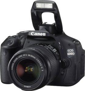 CanonEOS 600DKit