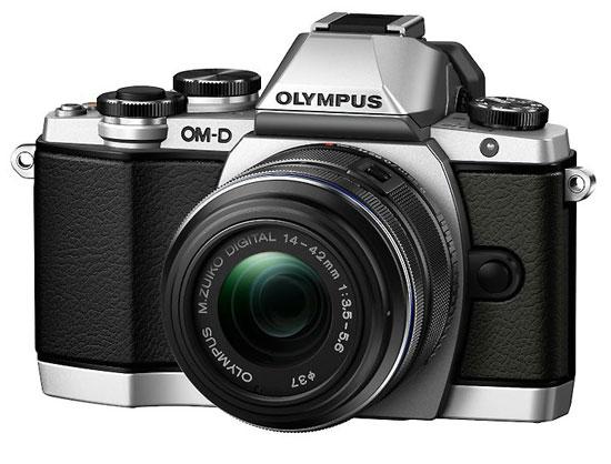 Olympus OM-DE-M10