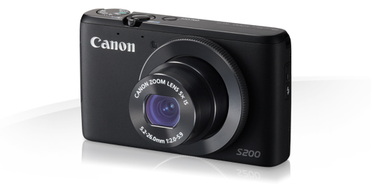 Canon Power Shot S200