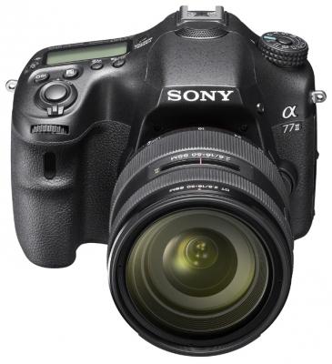 Kit Sony Alpha ILCA-A77 II 18-135