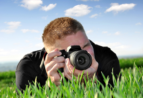 photographier