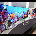 Téléviseurs OLED - l'objectif principal de 2019