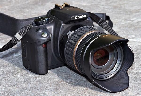 caméra semi-professionnelle