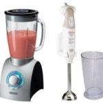 Gadgets utiles pour la cuisine: types de mixeurs