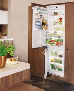 réfrigérateurs encastrés