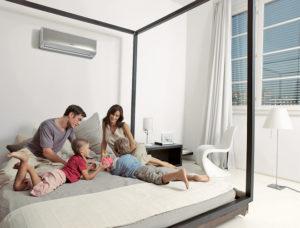 comment fonctionne la climatisation pour le chauffage
