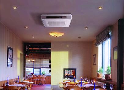 climatiseur de plafond