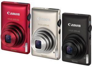 Canon Digital IXUS 220 HS
