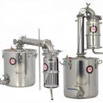 Moonshine pour donner - refroidissement sans eau courante