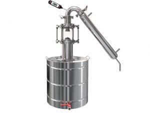 Good Heat Système universel J Module + 35 litres