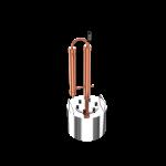 Alambiki et moonshine en cuivre de qualité