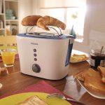 Les fabricants de pain doré: premier classement des toasters