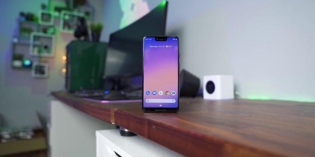 Google Pixel 3 XL - Grand et puissant