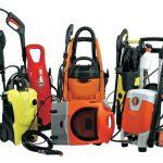 Choisir un nettoyeur haute pression pour une voiture et d'autres besoins