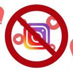 Instagram peut cesser de montrer des goûts