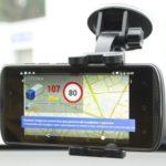 Un moyen simple de transformer votre smartphone en un dvr de voiture